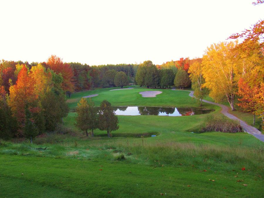 Golf Course Gallery Public Golf Course Near Kewadin Elk Rapids Traverse City Northern Michigan Mi A Ga Ming Golf Resort